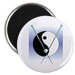 Knit Yin Yang Magnet