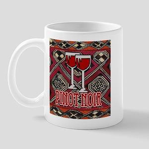 Pinot Noir Sign Mug