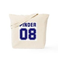 Pinder 08 Tote Bag