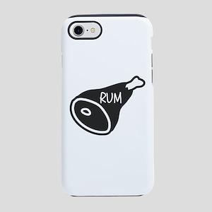 Rum Ham iPhone 8/7 Tough Case