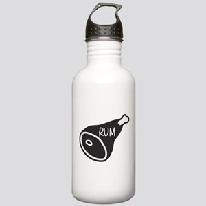 Rum Ham Stainless Water Bottle 1.0L