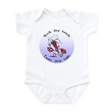 Cajun Crawfish Infant Bodysuit