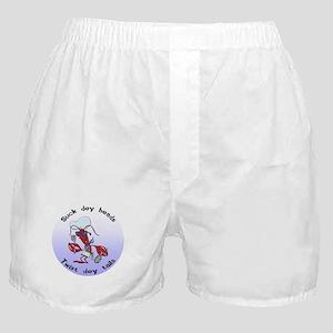 Cajun Crawfish Boxer Shorts