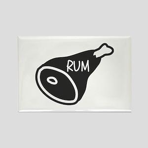 Rum Ham Magnets
