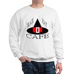 Black Hat Cafe Sweatshirt