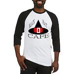 Black Hat Cafe Baseball Jersey