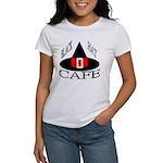 Black Hat Cafe Women's T-Shirt