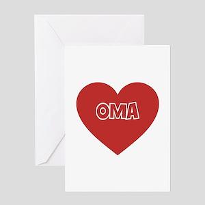 OMA Greeting Card