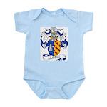 Llanos Family Crest Infant Creeper