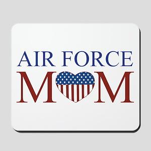 Patriotic Air Force Mom Mousepad
