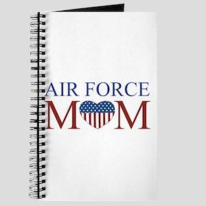 Patriotic Air Force Mom Journal