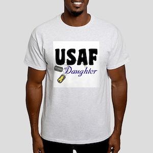 USAF Daughter Light T-Shirt