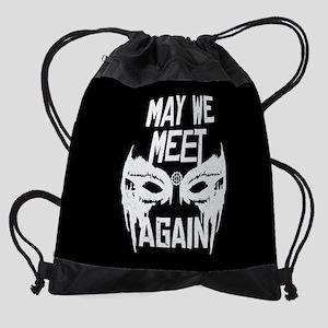 The 100 May We Meet Again Drawstring Bag