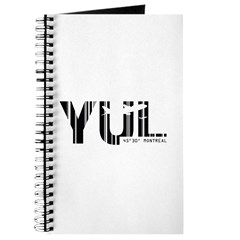 Montreal Canada YUL Air Wear Journal