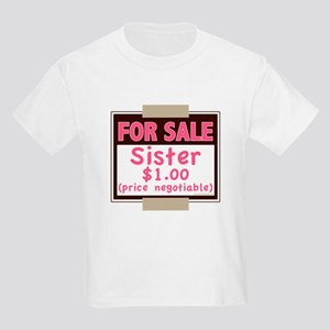 For Sale Sister $1 Kids Light T-Shirt