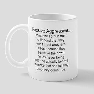 3-Passive Aggressive Mugs