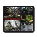 Cults of the Wastelands Mouse Pad