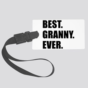 Best Granny Ever Drinkware Luggage Tag