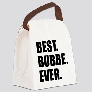 Best Bubbe Ever Drinkware Canvas Lunch Bag