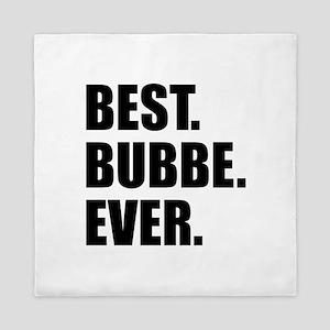 Best Bubbe Ever Drinkware Queen Duvet