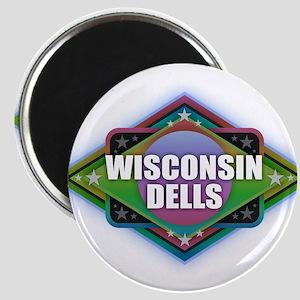 Wisconsin Dells Diamond Magnets