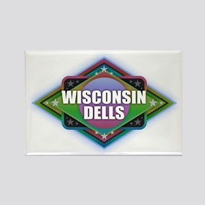 Wisconsin Dells Diamond Magnets