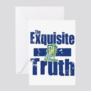 Exquisite Truth Greeting Card