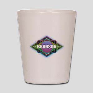 Branson Diamond Shot Glass