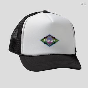 Branson Diamond Kids Trucker hat