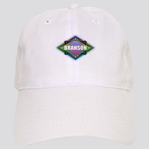 Branson Diamond Cap