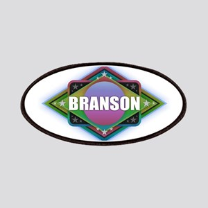 Branson Diamond Patch