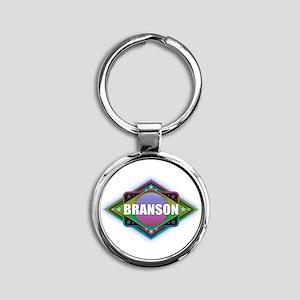 Branson Diamond Keychains