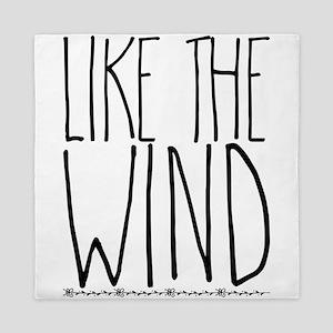 like the wind Queen Duvet