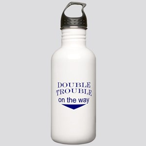 Funny expecting twins Stainless Water Bottle 1.0L