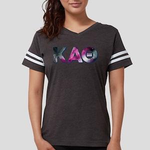 Kappa Alpha Theta Galaxy Womens Football Shirt