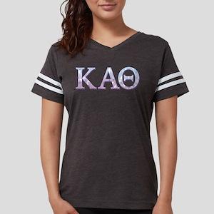 Kappa Alpha Theta Geometric Womens Football Shirt