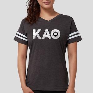 Kappa Alpha Theta Marble Womens Football Shirt