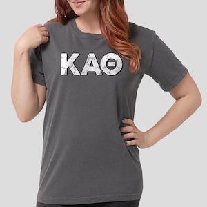 Kappa Alpha Theta Marb Womens Comfort Colors Shirt