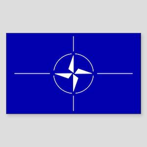 NATO Sticker