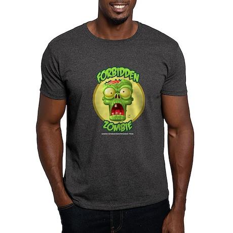 Dark-color Forbidden Zombie T-Shirt