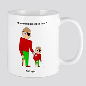 Pirate Mug (LH)