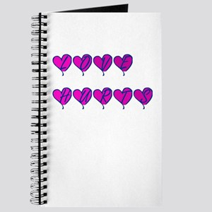Love Hurts Journal