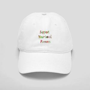 Support Local Farmers Cap