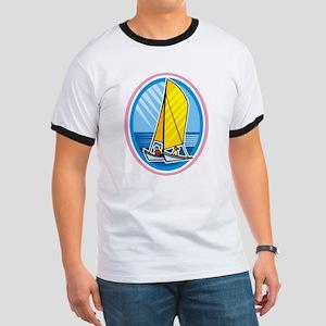 Sailing Ringer T