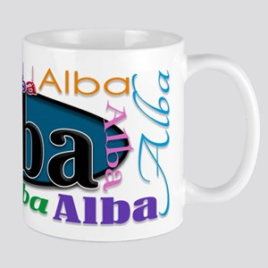 Alba Mugs