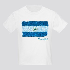 Nicaragua Pintado Kids Light T-Shirt