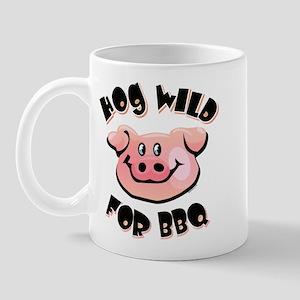 Hog Wild For BBQ Mug