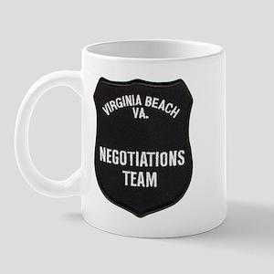 VA Beach Negotiator Mug
