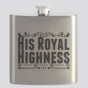 His Royal Highness Flask