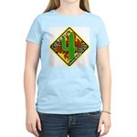 Cactus 4 Wheelers Women's Light T-Shirt